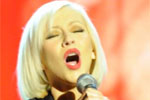 Christina Aguilera in David Lerner