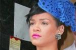 Rihanna wearing CHARLEY 5.0