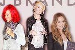 Rihanna, Katherine Heigl and Hilary Duff in J Brand
