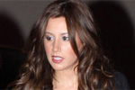Ashley Tisdale wearing Torn by Ronny Kobo