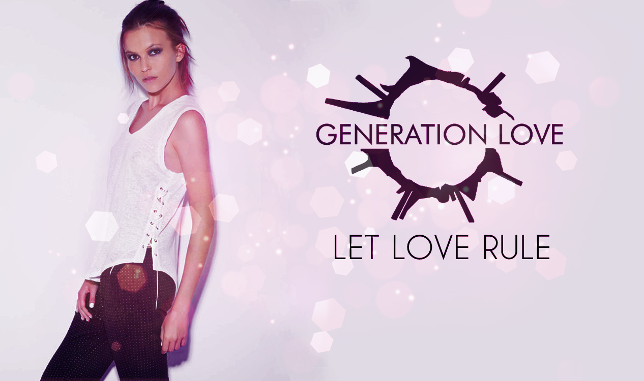 Let love rule with these new arrivals by Generation Love!