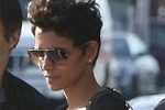 Halle Berry in Black Orchid