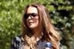 Lindsay Lohan in Jet by John Eshaya