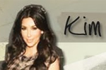 Kim Kardashian wearing Torn by Ronny Kobo