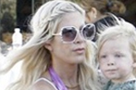 Nicole Richie and Tori Spelling wearing Love Tanjane
